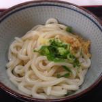 みき - 料理写真:冷ぶっかけ(*´д`*)160円 めっちゃ安い…