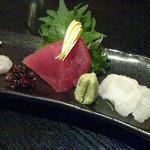 楽酒菜 輪 - 水タコのお刺身が美味