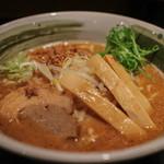 はる樹 - 2016年1月再訪:冬季限定 味噌そば☆