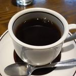 WEST - モーニングのコーヒー