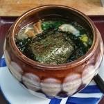 梅公 - 壷ラーメン塩 1,000円