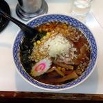 たけちゃんラーメン - たけちゃんらーめん750円
