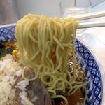 たけちゃんラーメン - 麺