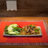 リム ロス タイ - 豚肉のハーブ和えサラダ