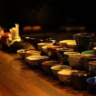 るいすけの中でも特に日本酒がおすすめ!!