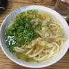 弥太郎うどん - 料理写真:ゴボ天うどん(440)