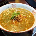 46850163 - 黒ごま担々麺!p(^_^)q