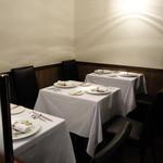 NOUVE - ☆テーブル席はこちらの雰囲気です!(^^)!☆