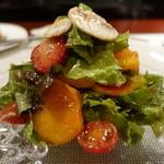 NOUVE - ☆サラダも美味しゅうございます(^O^)☆