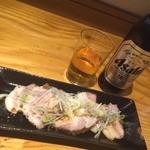 拉麺 弁ten - おつまみチャーシュー