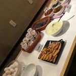 新千歳空港温泉 お食事処 -