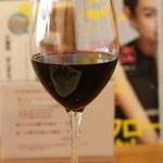 新世界グリル 梵 - グラスワイン 500円