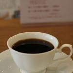 新世界グリル 梵 - 食後にコーヒーを
