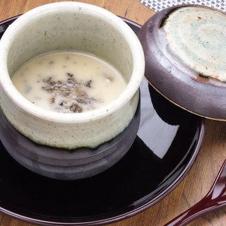 トリュフ茶碗蒸し