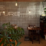 シーエムツー カフェ - 店内も同様にとってもオシャレ 2016年1月27日撮影