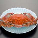 割烹 いづみ - 渡り蟹