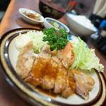 味のよし多 - 料理写真:ニクヤキ定食