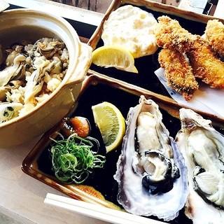 牡蠣食べ放題★