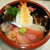 翁寿司 - 料理写真:<゜)#)))彡 ちらし寿司❤