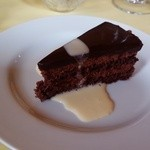ル・ミディ - チョコレートケーキ