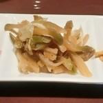 アジアの台所 tenten - 前菜