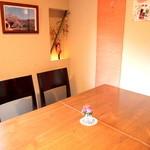 サコダノサクラ - テーブル