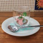 イタリア食堂 ジラソーレ - 本日のデザート☆