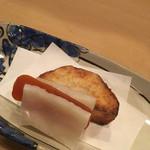 46873516 - 唐墨餅と海老芋