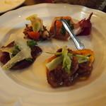 46873721 - ヨーロッパ野菜を使った前菜