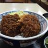 おかもと - 料理写真:160128 ソースカツ丼
