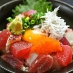 海鮮や辰海 - 漁師丼!