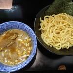 つけ麺専門店 二天一流 - 魚介豚骨中太麺