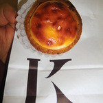 46877186 - 焼き立てチーズタルト(リピ)