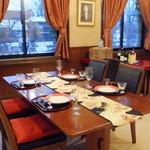 桜亭台町茶寮 - 個室のVIPルーム。贅沢なひとときを。