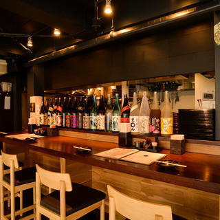 日本酒にこだわる・・・旬・稀少な日本酒のラインナップ