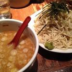 唐そば - つけ麺 大盛(800円)