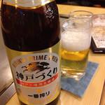 きゃべつ - 姫路は、神戸に近いということで。さっぱりしていた。