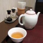 上海菜苑 和盛楼 - テーブルセット