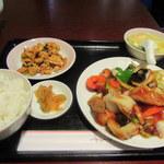 上海菜苑 和盛楼 - 日替わり定食