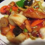上海菜苑 和盛楼 - 八宝菜アップ