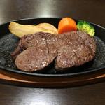 肉酒場寿楽 - ヒレステーキ150グラム! ★★★★☆