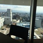 AWkitchen OSAKA - 窓からの景色