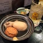 居酒屋はまちゃん - ハイボール&おでん(H28.1.10)
