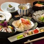 銀座 蟹みつ - レディース御膳