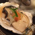 ろばた焼 ちょびちょび - 牡蠣
