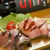 牛タンとイベリコ豚のロースト盛り合わせ