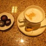 パスカルカフェ - ボンボンショコラセット