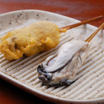 串ゆう - 御荘かき(1本)210円