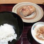 46888509 - のどぐろ焼きとごはん(2016)