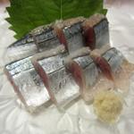 いちべえ - 秋刀魚